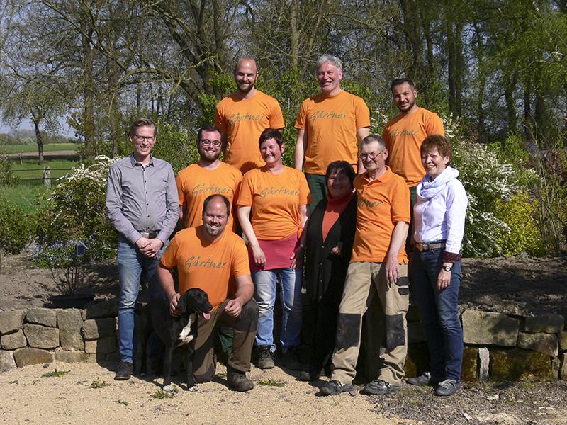 Team, Dirk Prothmann, Garten-und Landschaftsbau, Hille