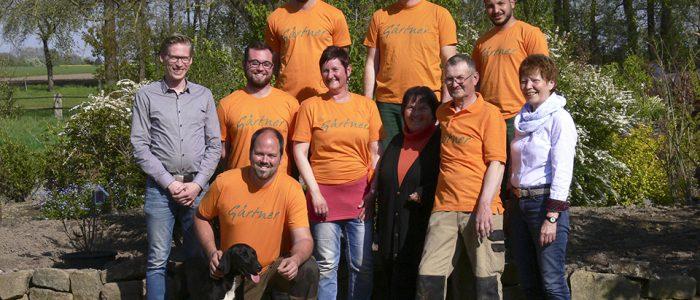 Team, Dirk Prothmann, Garten und Landschaftsbau, Hille