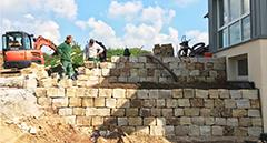 Aktuelle Projekte Dirk Prothmann Garten-Landschaftsbau Hille