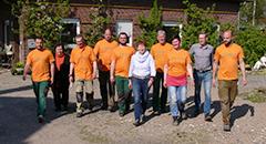 Jobs, Dirk Prothmann, Galabau, Hille
